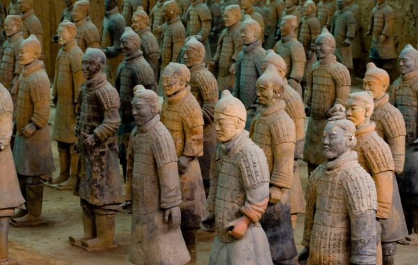 China's Golden Triangle With Pingyao
