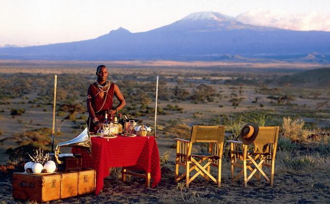 HONEYMOON SAFARI EAST AFRICA