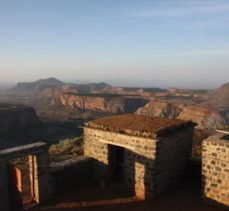Journey in Mountains of Tigray