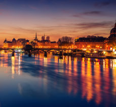3 Night Paris Cruise