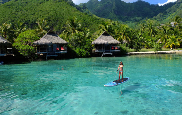 Moorea & Bora Bora