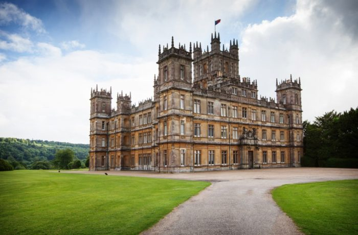 Post Oxford & Highclere Castle