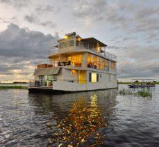 Chobe Princess Safari Boats