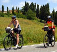 Cycling The Tuscan Hills