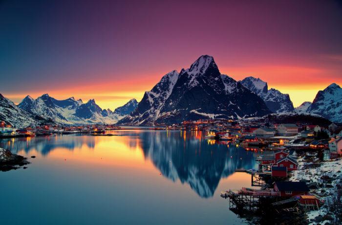 Norway's Golden Route