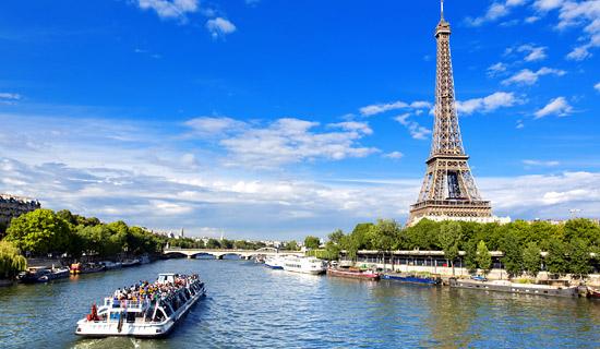 5 Night Seine Cruise