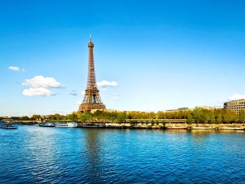 The Seine 6 Night Cruise & Hike