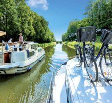6 Night Cruise & Bike Burgundy Canal