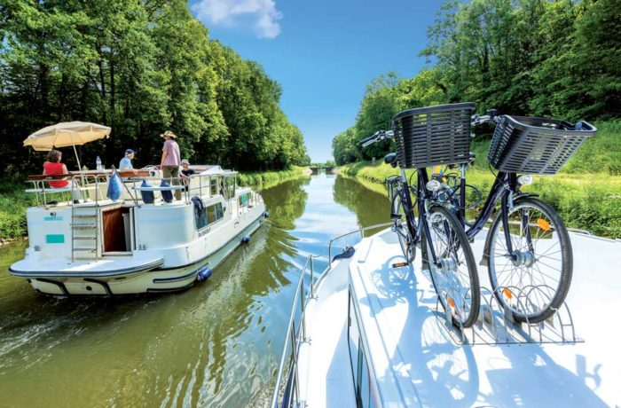 6 Night Cruise & Bike Burgundy Canal